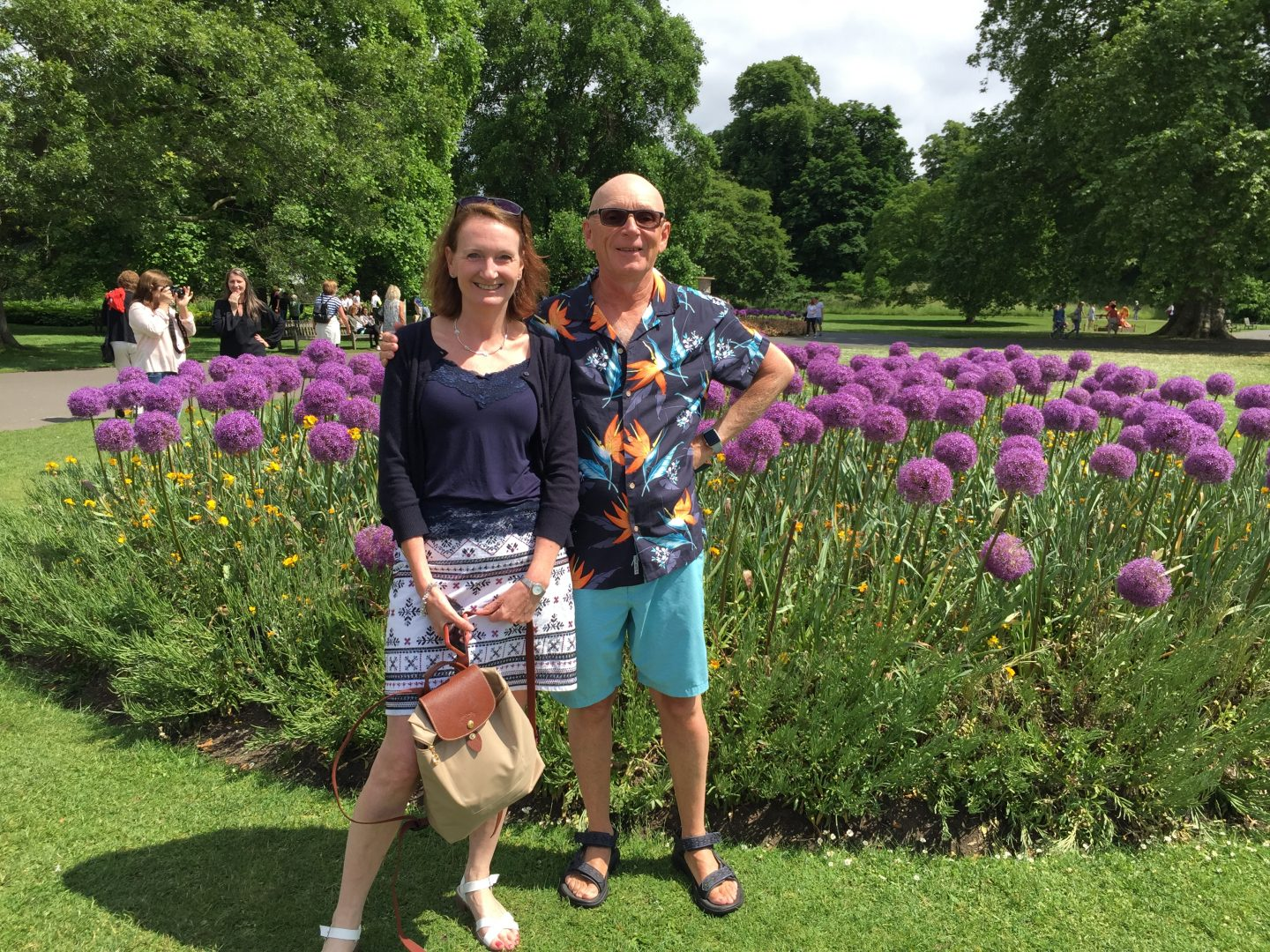 Kew Gardens with Ann Morling